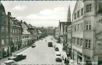 Ansichtskarte Dingolfing Bruckstraße  (Nr.9105)