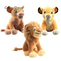 The Lion King Toys Mufasa Simba Nala Plush Doll Stuffed Animal 11'' Teddy Gift