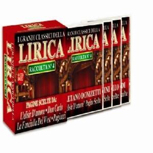 Grandi Classici Della Lirica (I) #04 / Various (4 Cd)