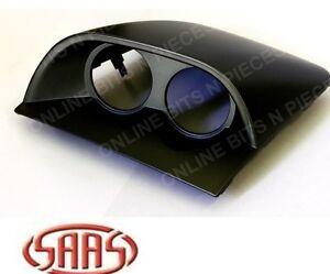 VY VZ HSV STYLE V6 V8 BLACK GAUGE POD SAAS