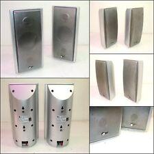 LG DATS-250V Bookshelf Surround Speakers (100W, 8 Ohms)