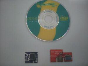 Xeno GC, SD2SP2 SD Adapter & Swiss Boot Disc For Nintendo GameCube