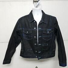 Mojeans Maurice Malone Denim Herren Jeans Jacke große NWOT kostenloser Versand