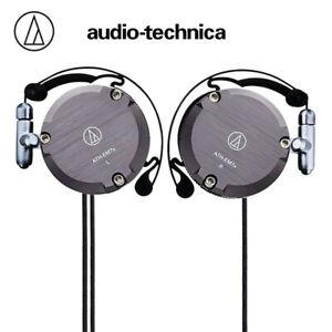 Audio-Technica ATH-EM7x Aluminum Ear Fit Headphone Dynamic Adjustable Clip