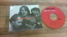 CD Pop Edin-Adahl - Revival / Words Of Love (2 Song) Promo CANTIO REC sc