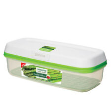 Sistema Freshworks Container, 1.9L Fresh Fridge Fruit Vegetables Storage