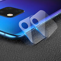 2X Huawei Mate 20 Pro / Lite Accessory Back Camera Lens Tempered Glass Protector