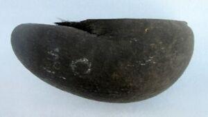 Antique Original Coco De Mer Half Nut Seed Islamic Beggar's Priest Bowl Kashkul