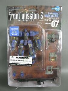 ARTFX Squaresoft Front Mission 3 Series 7 Wanker Reika Type 1 Video Game Figure