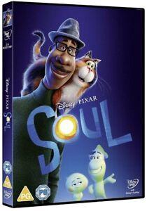Disney Pixar Soul DVD