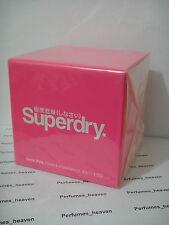 Superdry Neon Pink Female Fragrance Spray 1.35 oz / 40 ML Women Perfume * Sealed