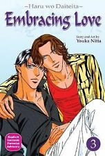Embracing Love 3 Nitta, Youka Mass Market Paperback