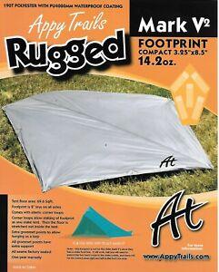 Appy Trails Mark V2 Tent Footprint Ground Cloth