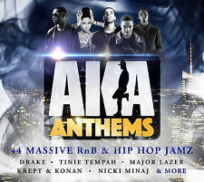 Aka Anthems 0600753650844 by Various Artists CD