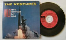 The VENTURES (CD Single 4 titres) WILD THING +3
