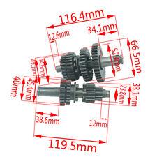 Dirt Bike 110cc 4Th Gear Main Counter Shaft Transmission Gear Box for  Engines
