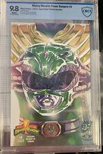Mighty Morphin Power Rangers #0 CBCS 9.8; Green Ranger Retailer Incen. Like CGC