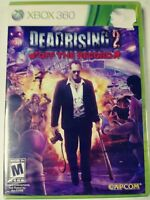 DEAD RISING 2: OFF THE RECORD XBOX 360 BRAND NEW FACTORY SEALED
