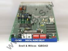 Snell & Wilcox IQBDAD - Digital Audio Delay