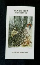 Rare Carreras Black Cat Cigarette Card - Reameaker's WW1 War Cartoons 1916 # 60