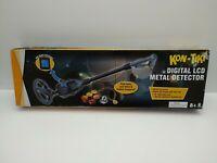 Kon-Tiki Digital LCD Metal Detector - (Damaged Packaging) - See Pics