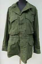 "Vintage M43 NATO US Olive green Army Jacket 42-44"" chest"