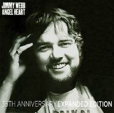 JIMMY WEBB - ANGEL HEART   CD NEUF