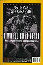National Geographic November 2020  A World Gone Viral