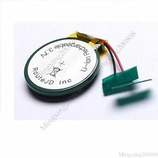 1PCS Route JD PD3032 Li-ion Rechargeable Coin Battery 3.7V  200mAh