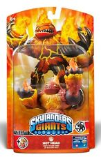 NIB RARE Skylanders Giants HOT HEAD FIRE Game Action Figure XBox360 PS3 DSi Wii