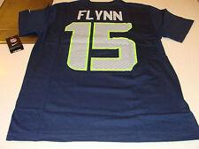 2012 Seattle Seahawks Matt Flynn Name & Number XXL T-Shirt Players NWT