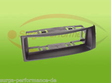 Mounting Frame Renault Megane Scenic Radio Bezel in Color Black >> New <<