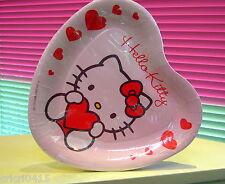 Piatti Hello Kitty 23 cm in Carta Bimba/ Compleanno- Feste