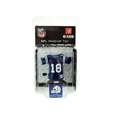 Peyton Manning Indianapolis Colts Wind Up Jersey Toy NIB Bleacher Creatures