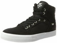 Supra Unisex Vaider Black/White 2 Athletic Shoe