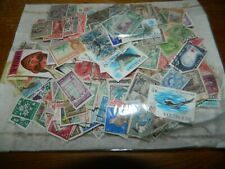 HUNDREDS OF COMMONWEALTH STAMPS IN BAG (Victoria to QEII)