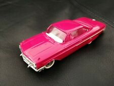 Brooklin BRK44 1961 Chevrolet Impala Sport Coupe Red