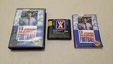 John Madden Football 93 Sega Genesis, NTSC