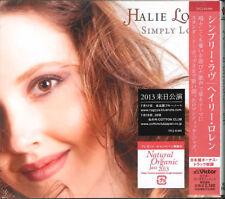 HALIE LOREN-SIMPLY LOVE-JAPAN CD BONUS TRACK E25