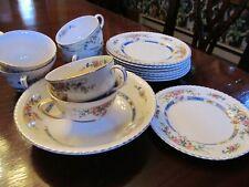 Vintage Old English Johnson Bros dinnerware pieces. EUC England