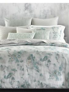 Hotel Collection Meadow Full/Queen Comforter Color Floral Sage Green