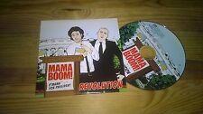 CD Pop Mama Boom - Revolution (5 Song) Promo RABOISEN REC cb