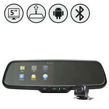 """OEM G-Series Rear View Camera + 5"""" Android Operated Mirror Display RVS-776718-5"""