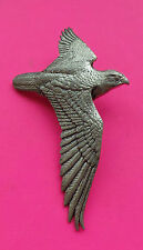 Pewter Vintage Costume Brooches/Pins (1980s)
