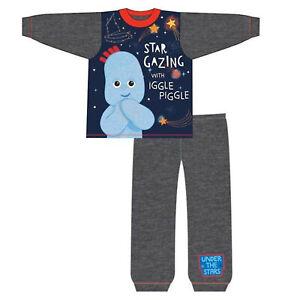 Kids In the Night Garden Pyjamas Igglepiggle Long Trouser 18m 2 3 4 Years Boys