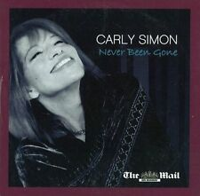 Carly Simon - Never Been Gone - Mail On Sunday CD