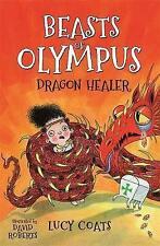 Dragon Healer (Beasts of Olympus)-ExLibrary