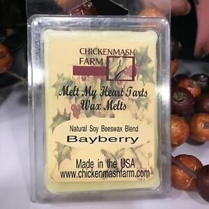 Bayberry Candle Melt   Melt My Heart Tarts   Wax Melts