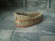 Wooden Bathtub Thomarillion Unpainted Resin Dwarven Forge D&D