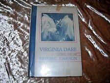Virginia Dare : Stories 1976-1981 by Fielding Dawson (1985, Hardcover)